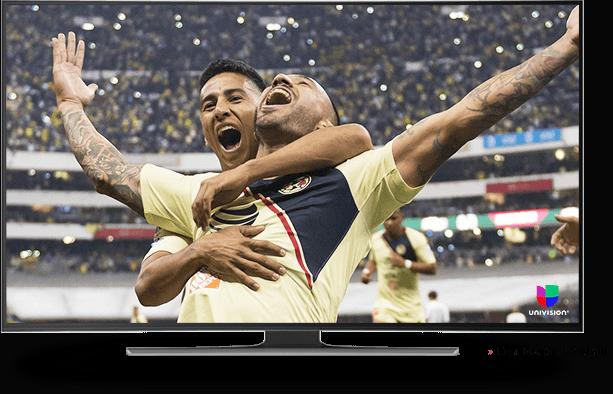 Ver Fútbol con Liga MX per Univision - Knoxville, TN - TMED SATELLITE UNLIMITED - Distribuidor autorizado de DISH