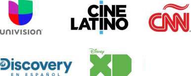 Canales - Dish Latino